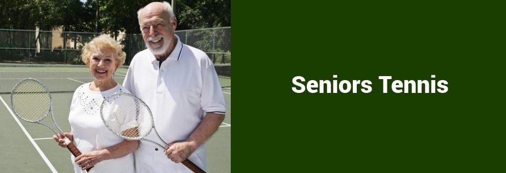 Senoirs Tennis