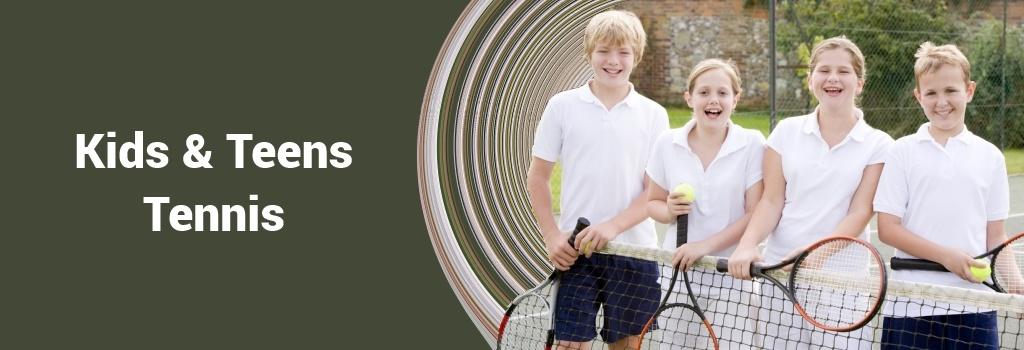 Kids and Teens Tennis
