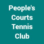 Group logo of People's Courts Tennis Club