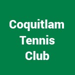 Group logo of Coquitlam Tennis Club